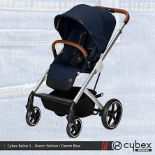 Коляска Cybex Balios S Denim Edition